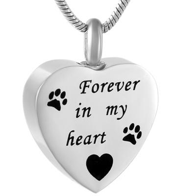 Ashanger Hartje Forever In My Heart RVS kopen