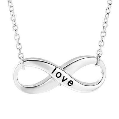 Ashanger Infinity Love RVS (incl ketting) kopen