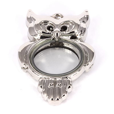 Floating Locket Medaillon Uil kopen