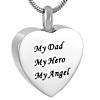 Ashanger Hart My Dad My Hero My Angel RVS
