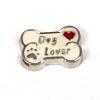 Floating Charm Hondenbot 'Dog Lover'