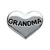 Floating Charm Hart Grandma