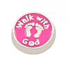 Floating Charm Walk With God