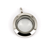 Memory Locket Medaillon Extra Small (20 mm RVS/Edelstaal)