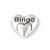 Floating Charm 3D Hart Bingo kopen