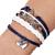 Lederen armbandje 'Sister' kopen