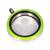 Memory Locket Medaillon TWIST Lichtgroen 30mm (RVS/Edelstaal) kopen