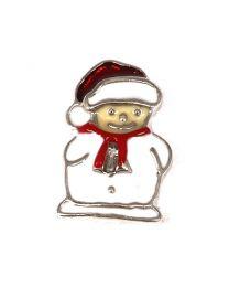 Floating Charm Sneeuwpop -