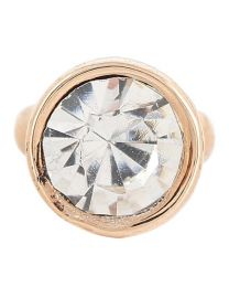 Story Armband Bedel Rond Rose -