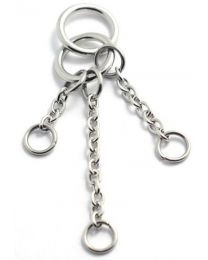 Edelstaal Locket Chain Extender (RVS) -