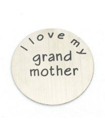 Munt I Love My Grandmother -