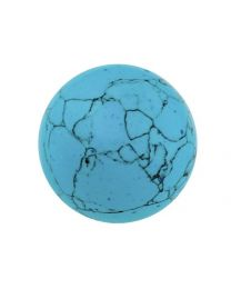 Pinkiezz Bal Edelsteen Blue Turquoise -