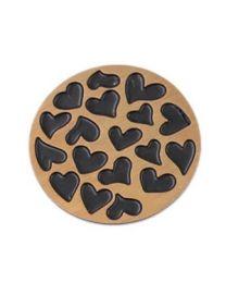 Munt Black Hearts Rose -
