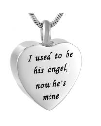 Ashanger Hart I Used To Be His Angel, Now He's Mine -