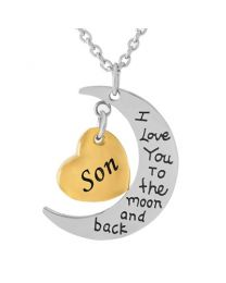 Ashanger I Love You To The Moon And Back - Son -
