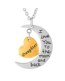 Ashanger I Love You To The Moon And Back - Daughter -