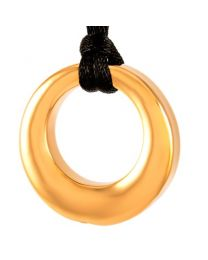 As Hanger Eternity Cirkel Gold (incl ketting) -