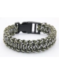 Paracord Armband Heren Serpentine Camo -