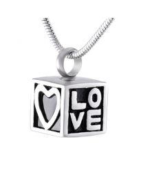 Ashanger Block Heart Love   -