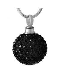 Ashanger Crystal Ball Black -