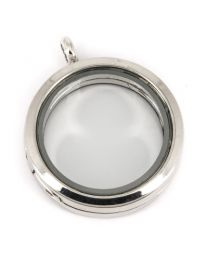 Memory Locket Medaillon 30mm -