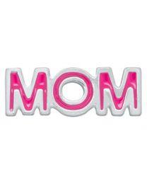 Floating Charm Mom Roze -