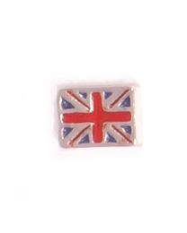 Floating Charm Engelse Vlag -