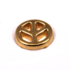 Floating Charm Peace Goud