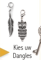 Dangles voor Memory Lockets