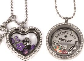 Wat is een Floating Locket / Wat zijn Floating Lockets.
