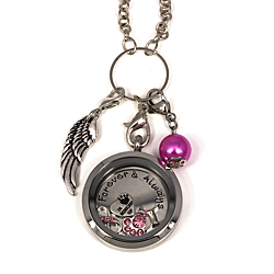 Voorbeeld Floating Locket