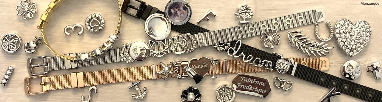 Voordelige Mesh Armband