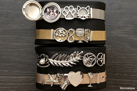 My Memories Mesh Armband
